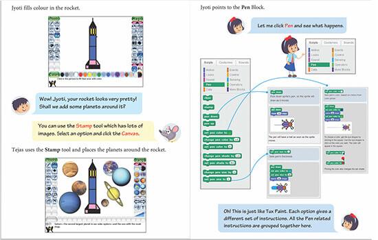 Explore Computer Masti Computer Science Textbooks For Schools